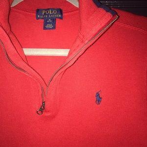 Ralph Lauren Shirts & Tops - Boys Ralph Lauren Pullover with Zipper